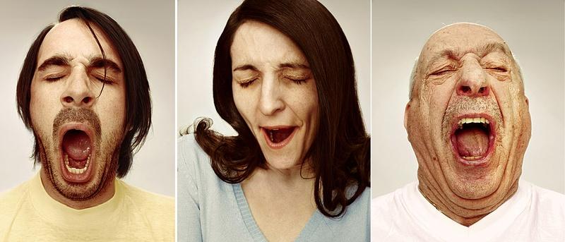 Cuatro ejercicios para estimular el bostezo